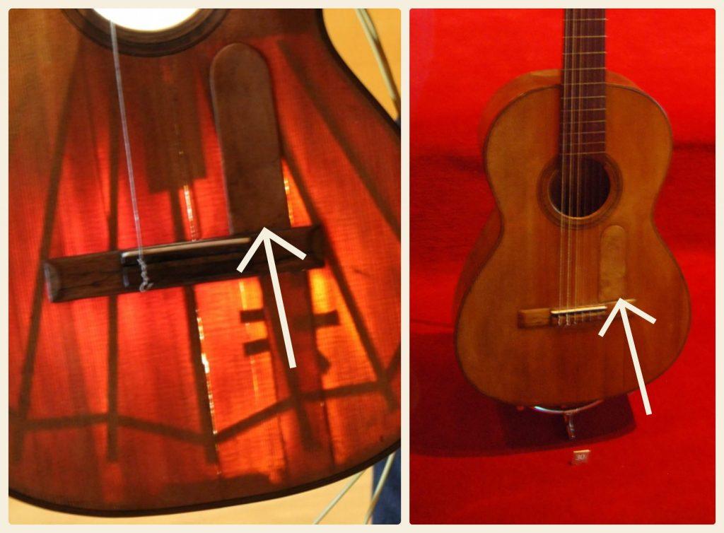 Antonio de Toreres Guitar Golpeador Wood
