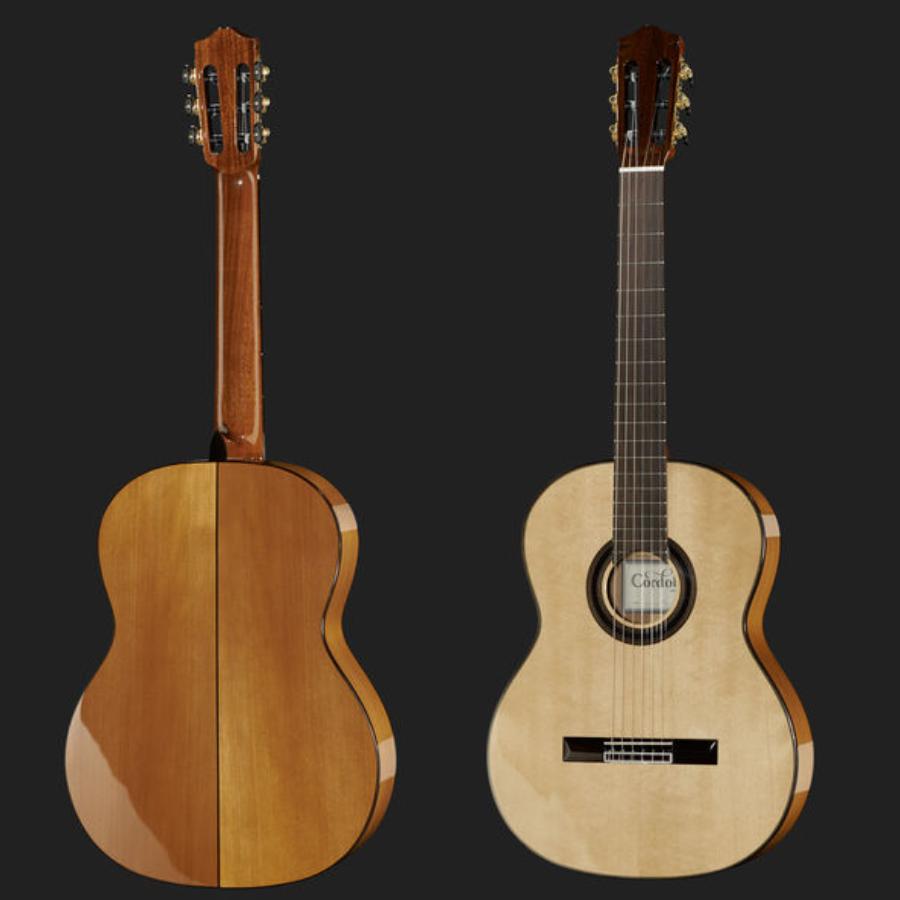 cordoba f7 guitare flamenco