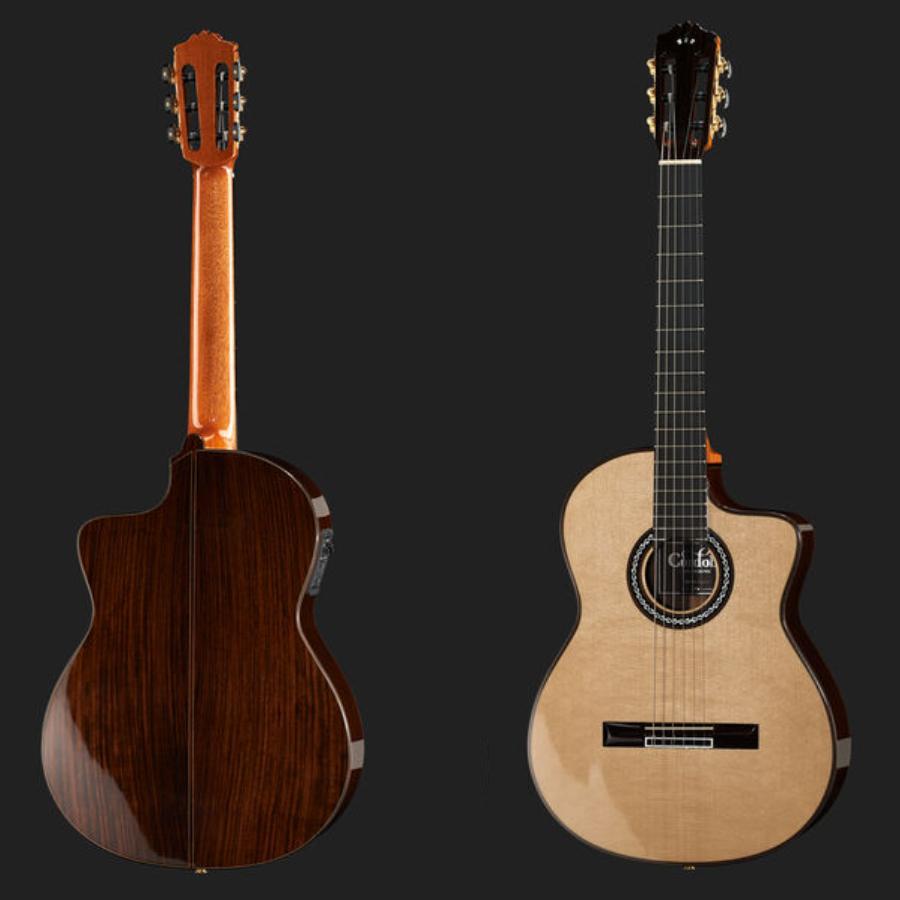 Cordoba GK Pro Negra guitare