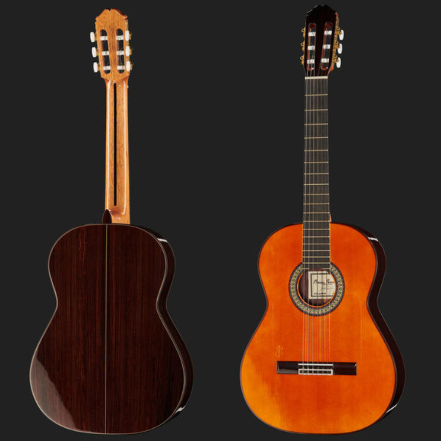 Raimundo Model 145 Palo Santo guitare flamenco