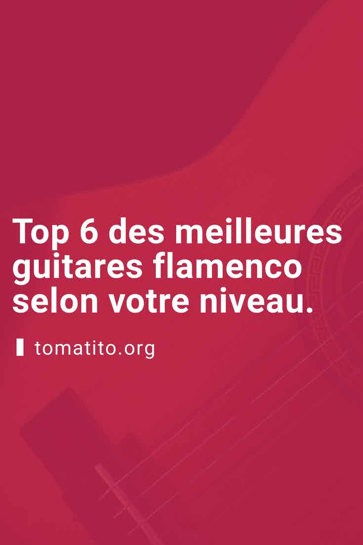 pinterest top 6 des meilleures guitare flamenco