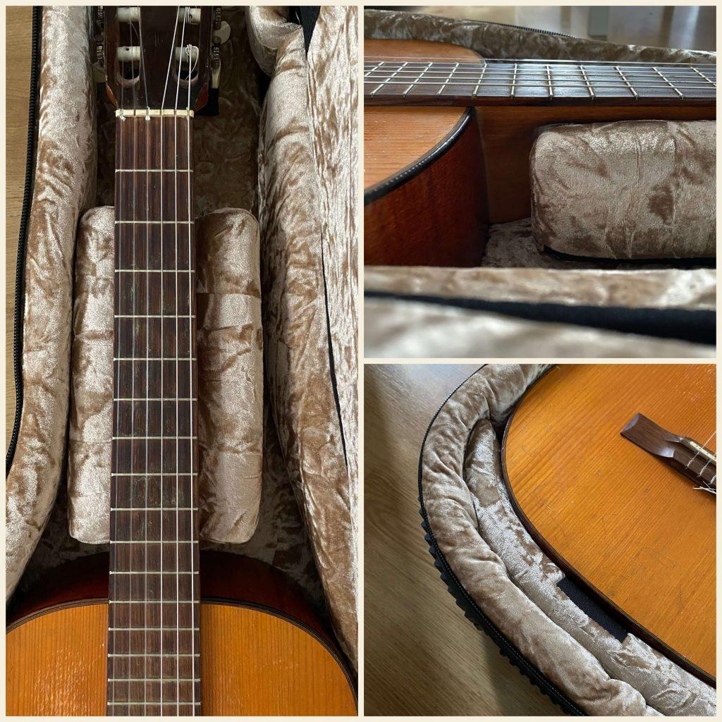 guitar case padding thomann safecase