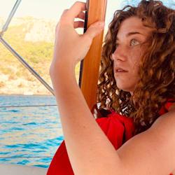 francesca, professeur de guitare flamenco